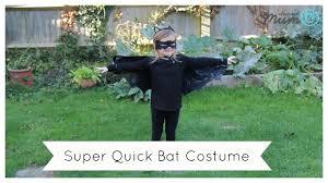 halloween bat costume youtube