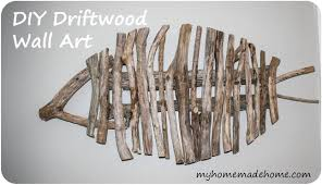 zspmed driftwood wall art simple in small home decor