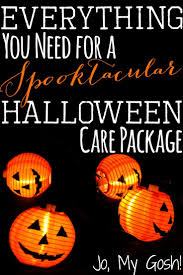 Halloween Themed Gifts Best 25 Halloween Care Packages Ideas On Pinterest I Care