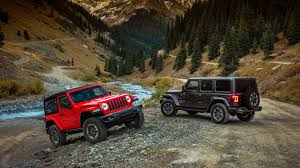 rally jeep wrangler 2018 jeep wrangler debuts with major upgrades autodevot