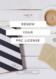 Authorization Letter Sample For License Renewal how to renew your prc license grace ph
