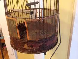 How Do I Clean My Patio How Do I Help This Rusty Vintage Birdcage Hometalk