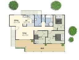 modern 3 bedroom house plans no garage modern 3 bedroom house