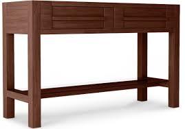 console 3 tiroirs table de console fixe lestendances fr