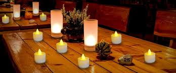 buy flameless led candles paperlanternstore