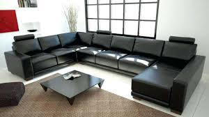 sofa with chaise and sleeper leather sofa bed sectional lauermarine com