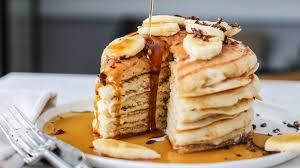 cuisine pancake 5 minute vegan pancakes recipe genius kitchen