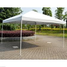 white gazebo outsunny 13x13ft large pop up tent outdoor gazebo patio sun