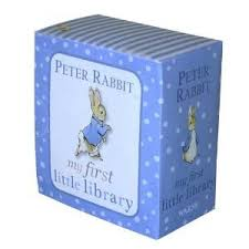 rabbit library rabbit my library by beatrix potter