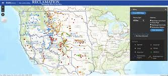 Colorado River On A Map by Uc Region Homepage Bureau Of Reclamation