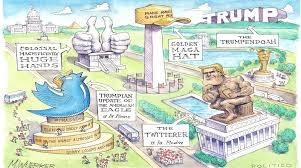 build the trump monument now politico magazine