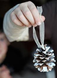 8 easy diy pinecone ornaments for shelterness