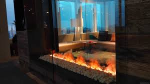 fireplace water home design popular wonderful with fireplace water