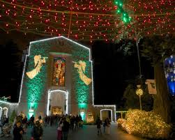 oregon zoo lights 2017 holiday light displays in portland travel portland