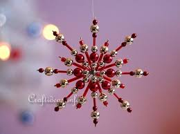 and craft beaded ornament