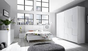 da letto moderna completa da letto completa moderna in finitura bianco opaco 220x210