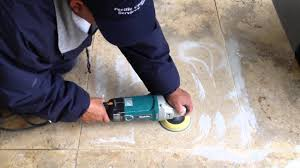 Floor Hand by Polishing Compound And Hand Grinder Stone Floor Youtube