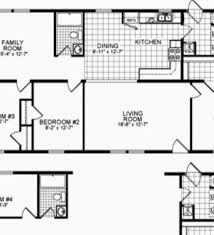 floor planning for double wide trailers mobile homes ideas 5