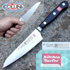 devil kitchen knives wusthof germany classic utility knife 4192 16 collini knife