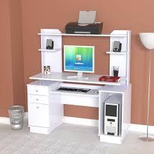 laura computer desk with hutch inval laura computer desk with hutch desks