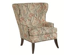 kincaid furniture accent chairs denton accent chair with wide