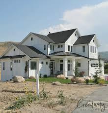 two story farmhouse how modern farmhouse exteriors are evolving