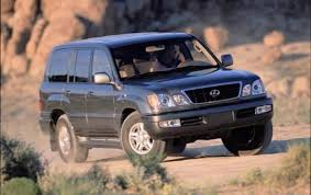 lexus suv lx 470 used 2003 lexus lx 470 information and photos zombiedrive