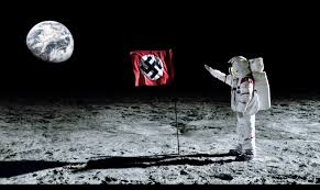 American Flag On The Moon 5 Alternate History Novels For Wolfenstein Fans Nerd Reactor