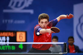 Us Table Tennis Team 2015 Us National Championships Day 1 Afternoon Session Table 2