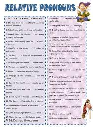 relative pronouns ms chie u0027s english classes