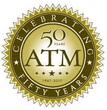 fiftieth anniversary atm 50th anniversary