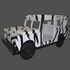 jeep safari white safari jeep bed designed and built by tanglewood design