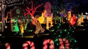 Christmas Lights Texas Austin Texas Trail Of Lights 2012 Youtube