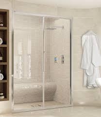 Sliding Shower Door 1200 Gold Framed Aqata Exclusive Solutions Sliding Shower Door 1200mm