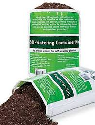 Soil Mix For Container Gardening - the perfect soil mix specially formulated for self watering