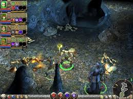 dungeon siege i dungeon siege ii screenshots hooked gamers