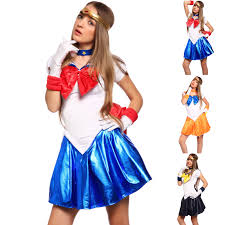 serena cosplay sailor moon venus uranus costume anime fancy dress