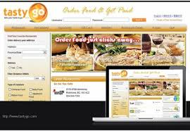 inchol web design online takeout system