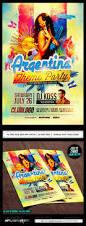 351 best flyer design templates images on pinterest fonts party
