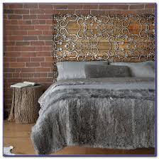 Iron And Wood Headboards Wood Metal King Size Headboards Headboard Home Decorating