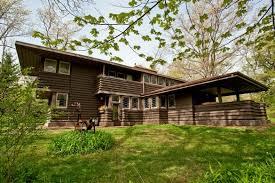 frank lloyd wright prairie style houses lloyd wright s illinois millard house for sale at 1 25 million