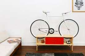 Storing Sofa In Garage This Sofa Bookcase And Desk All Double As Places To Store Your Bike