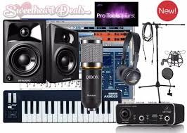 Building A Recording Studio Desk by Collection Equipment For Home Recording Studio Photos Home