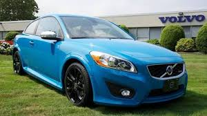 volvo official 2013 volvo c30 polestar limited edition starts at 32 445 us