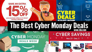 amazon black friday and cyber monday deals 2017 cyber week