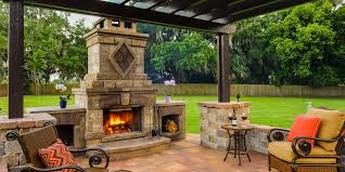 outdoor fireplaces danielle fence u0026 outdoor living