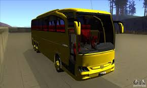 mercedes benz travego for gta san andreas