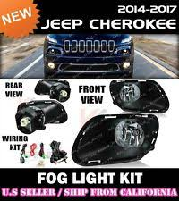 new oem 1997 2001 jeep cherokee fog light install kit jeep cherokee fog light switch ebay