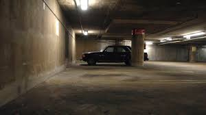 car left in parking garage for a decade the drive