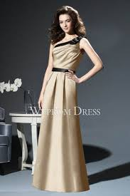 prom dress online uk and one shoulder champagne color